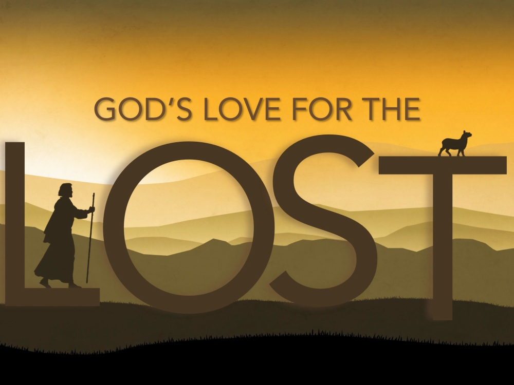 God's Love for the Lost